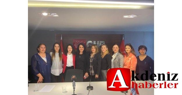 CHP'li Genç , İl Kadın Kolları Başkanlığına adaylığını açıkladı