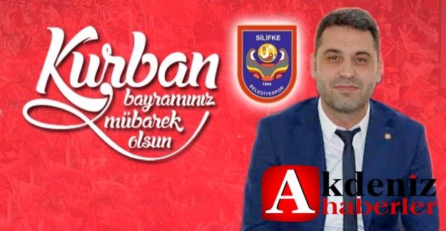 Silifke Belediye Spor Başkanı Av. Gürhan Dölek
