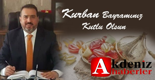 BAKİ UYSAL, KURBAN BAYRAMINI KUTLADI