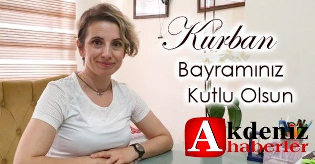 Şe&Ri Pilates Stüdyosu-Şehriban Aydemir Kurban Bayramını kutladı