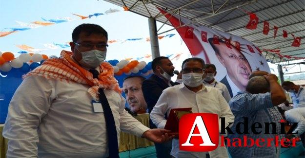 AK Parti Silifke İlçe  Kongresi yapıldı