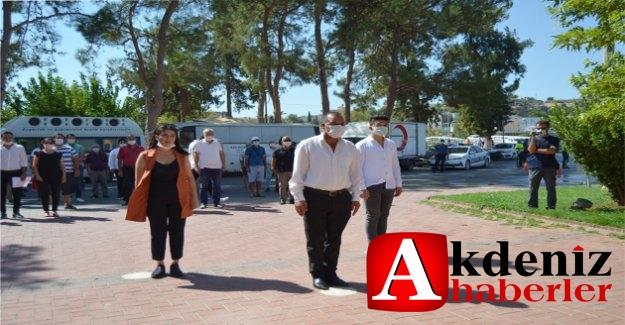 Silifke'de CHP'nin 97. Kuruluş Yıl Dönümü Kutlandı