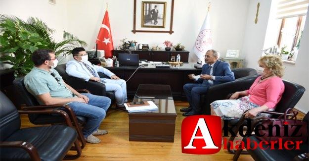 Tarsus'ta Kültür Merkezi'nin Hizmete Açılması İçin Geri Sayım Başladı