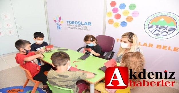 Toroslar Belediyesi'nden Okul Öncesi Eğitime Destek