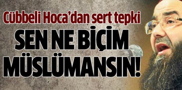 Cübbeli Ermenek'teki maden faciasıiçin bakın ne dedi?
