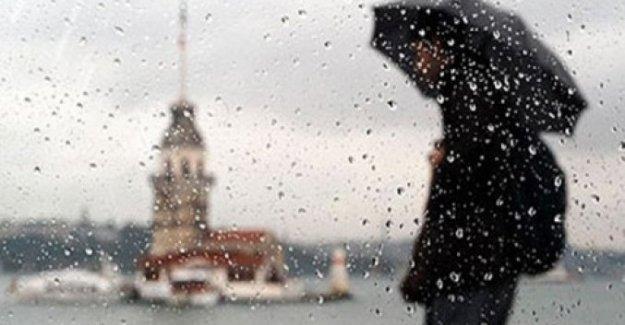 İstanbul 10 derece birden soğuyacak!