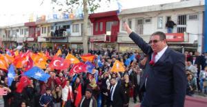 İste AK Parti'nin Yönetim listesi