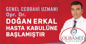 OLBAMED HASTANESİ KENDİNİ...