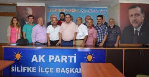 AK Partili Meclis Üyelerinden ortak basın açıklaması