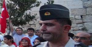 Silifke'de Bayrak törenine katılan Binbaşı Gözaltında
