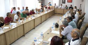 Silifke Belediye Meclisi 'Darbe'yi kınadı