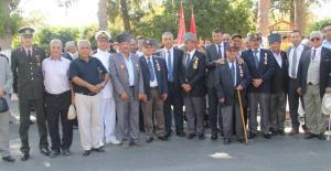 Silifke'de Gaziler Günü Kutlandı