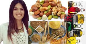 Kolesterol Düşürücü Besinlerle Sağlıklı Günler
