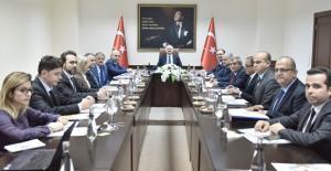 Vali Özdemir Çakacak; 'Bu Proje Türk Tarımının Projesidir'