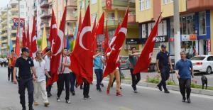 SİLİFKE'DE 19 MAYIS KUTLANDI