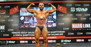 Silifke'nin Gururu Türkiye Şampiyonu Emre Özel Oldu