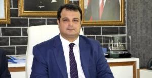 """Başkan Özkan'dan, """"23 Nisan""""..."""