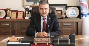 Başkanı Kaynar, 23 Nisan Mesajı