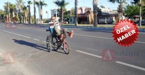 Yatay Bisikletle Silifke...