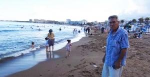 Atakent Sahilinde bayram yoğunluğu yaşandı