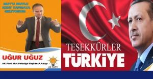 Türkiye kararını 'Devam'dan yana verdi