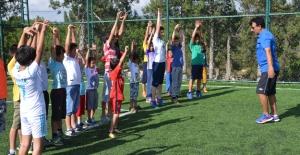 Şimdi Yaz Spor Okulu zamanı