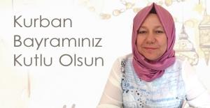 AK Parti Mersin İl Yönetim Kurulu Üyesi-Fatma Nur YONTAR
