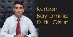 MHP Silifke İlçe Başkanı Levent Nogay, Kurban Bayramı nedeniyle bir mesaj yayımladı