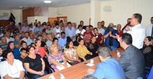 MBB Başkan Adayı Hamit Tuna, Silifkede