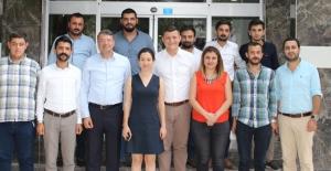 Başkan Turgut, genç başkanlarla buluştu