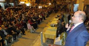 MHP A. Adayı Arslan, törenle tanıtıldı
