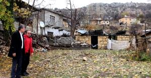 Mahallelerde eksik kalan hizmetler tamamlanıyor