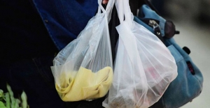 Plastik poşet yasağına...