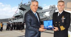 TCG Akar Komutanı Gülcandan Kaymakam...