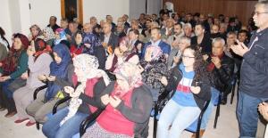Alparslan Türkeş ölüm yıldönümünde Silifke'de anıldı