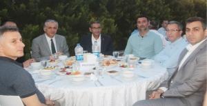 AK Parti Silifke İlçe Başkanlığı tarafından iftar yemeği düzenlendi