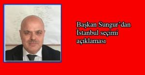 CHP Silifke İlçe Başkanı Cemil Sungur'dan açıklama