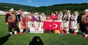 Gönüllü Silifkeli folklorcular Bosna Hersek'te