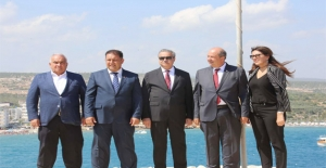 """Başbakan Tatar, """"Biz, Türk milletinin evlatlarıyız"""""""