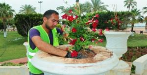 Mersin'de Yaz Sıcaklarında Bahar Esintisi