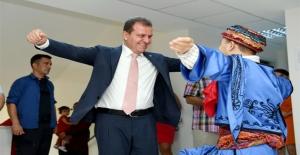 Başkan Seçer, Batuhan'ın Heyecanını Paylaştı