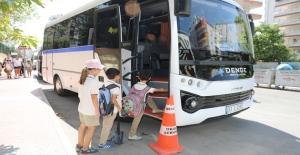 Büyükşehir, Servislerle İlgili Velileri Uyarıyor