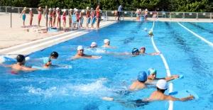 Geleceğin Yüzücüleri Yetişiyor