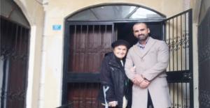 Hayırsever Mürüvvet Türkili'nden,Başkan Kadıoğlu'na ziyaret