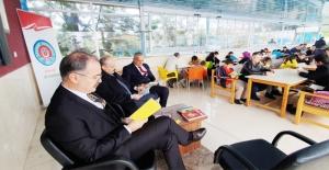 Silifke'de 'Velimle Okuyorum' etkinliği düzenlendi