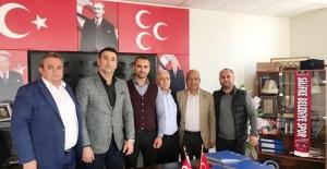 """Başkan Kadıoğlu,""""Silifke için Birlik beraberlik içinde çalışacağız"""""""