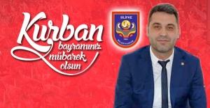 Silifke Belediye Spor Başkanı Av....