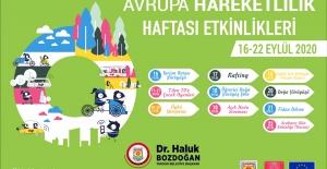 Tarsus Belediyesi, Avrupa Hareketlilik Haftasını Çevre Dostu Aktiviteler İle Kutlayacak