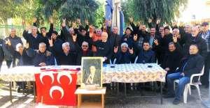 MHP'liler ve Ülkücü bir gurup kurultay istedi
