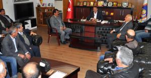 Başkan Turgut, Muhtarları dinledi